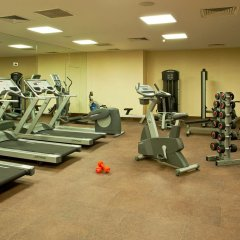 Отель Crowne Plaza Istanbul - Harbiye фитнесс-зал