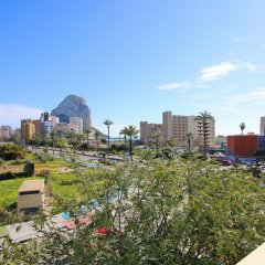 Апартаменты Holiday Apartment Estrella de Calpe 2 - Costa Calpe балкон