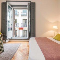 Отель Plaza Santa Ana Apartment Испания, Мадрид - отзывы, цены и фото номеров - забронировать отель Plaza Santa Ana Apartment онлайн комната для гостей фото 3