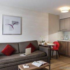Отель Aparthotel Adagio Paris Bercy Village Франция, Париж - 2 отзыва об отеле, цены и фото номеров - забронировать отель Aparthotel Adagio Paris Bercy Village онлайн комната для гостей фото 4