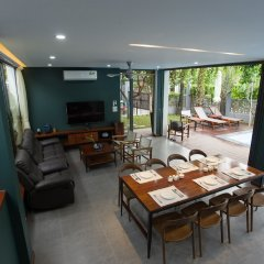 Отель Chay Villas An Bang Хойан питание фото 2