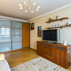 Апартаменты GM Apartment Kutuzovskiy 17 комната для гостей фото 4