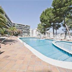 Отель Portofino Испания, Санта-Понса - отзывы, цены и фото номеров - забронировать отель Portofino онлайн бассейн фото 3