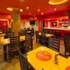 Отель Camino Real Pedregal Mexico гостиничный бар