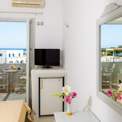 Отель Okeanis Beach комната для гостей фото 5