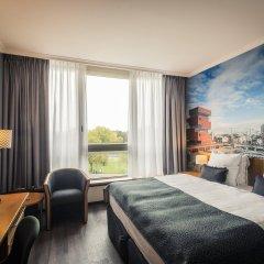 Отель Crowne Plaza Antwerp комната для гостей фото 4