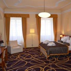 Отель Bellevue (ex.u Mesta Vidne) Чешский Крумлов комната для гостей