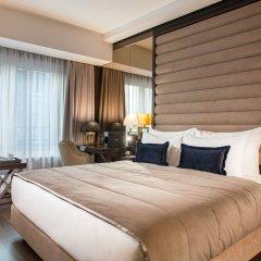 Отель Saint Ten Hotel Сербия, Белград - отзывы, цены и фото номеров - забронировать отель Saint Ten Hotel онлайн комната для гостей фото 3