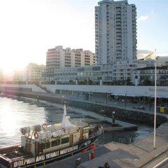 Отель Gaivota Azores Португалия, Понта-Делгада - отзывы, цены и фото номеров - забронировать отель Gaivota Azores онлайн приотельная территория