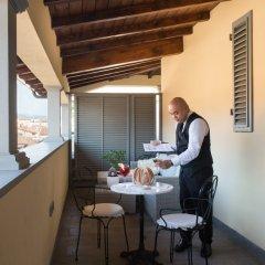 Hotel Rapallo балкон