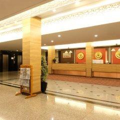 Golden Sea Pattaya Hotel интерьер отеля фото 4