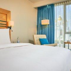 Гостиница Radisson Калининград комната для гостей фото 2