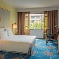 Отель Swissotel Merchant Court Singapore комната для гостей фото 2