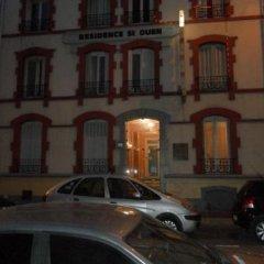 Отель Hôtel Résidence Saint Ouen Франция, Сент-Уэн-сюр-Сен - отзывы, цены и фото номеров - забронировать отель Hôtel Résidence Saint Ouen онлайн парковка