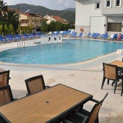 Blue Park Hotel Турция, Мармарис - отзывы, цены и фото номеров - забронировать отель Blue Park Hotel онлайн бассейн фото 3