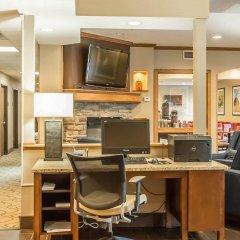 Отель Comfort Inn North/Polaris интерьер отеля фото 2