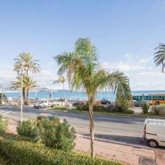 Отель Galets d'Azur Promenade des Anglais Франция, Ницца - отзывы, цены и фото номеров - забронировать отель Galets d'Azur Promenade des Anglais онлайн пляж