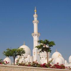 Grand Continental Flamingo Hotel Абу-Даби пляж фото 2