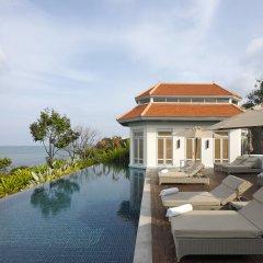 Отель Amatara Wellness Resort Таиланд, Пхукет - отзывы, цены и фото номеров - забронировать отель Amatara Wellness Resort онлайн бассейн фото 2
