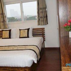 Отель Ha Noi Apple Hotel Вьетнам, Ханой - отзывы, цены и фото номеров - забронировать отель Ha Noi Apple Hotel онлайн комната для гостей фото 5