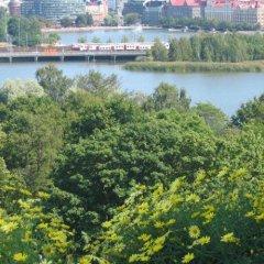 Отель Scandic Park Хельсинки приотельная территория фото 2