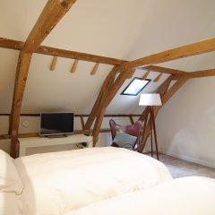 Отель Vergulden Eenhoorn Hotel Нидерланды, Амстердам - отзывы, цены и фото номеров - забронировать отель Vergulden Eenhoorn Hotel онлайн комната для гостей фото 4