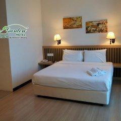 Отель De Garden Hotel, Butterworth Малайзия, Баттерворт - отзывы, цены и фото номеров - забронировать отель De Garden Hotel, Butterworth онлайн комната для гостей фото 5