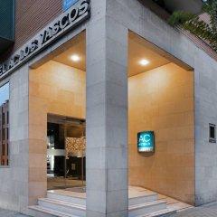 Отель AC Hotel Los Vascos by Marriott Испания, Мадрид - отзывы, цены и фото номеров - забронировать отель AC Hotel Los Vascos by Marriott онлайн вид на фасад
