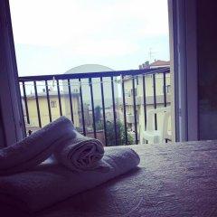 Hotel Diamante Римини балкон