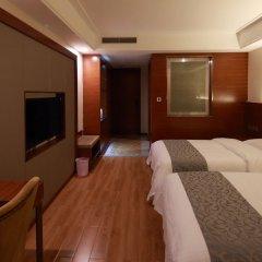 Отель Beijing GuoMen Business Hotel Китай, Пекин - отзывы, цены и фото номеров - забронировать отель Beijing GuoMen Business Hotel онлайн комната для гостей фото 2