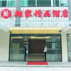 Отель Xiamen Xiang An Boutique Hotel Китай, Сямынь - отзывы, цены и фото номеров - забронировать отель Xiamen Xiang An Boutique Hotel онлайн вид на фасад