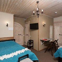 Гостиница 3 Гнома комната для гостей фото 3