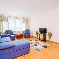 Апартаменты Apartments on Nemiga Минск комната для гостей фото 5
