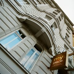 Отель MyPlace - Premium Apartments Riverside Австрия, Вена - отзывы, цены и фото номеров - забронировать отель MyPlace - Premium Apartments Riverside онлайн с домашними животными
