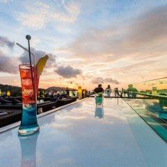 Отель The Kee Resort & Spa бассейн фото 3
