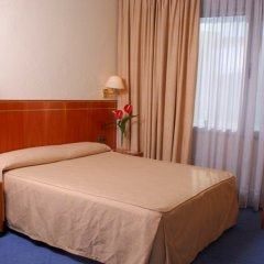 Отель Atocha Испания, Мадрид - отзывы, цены и фото номеров - забронировать отель Atocha онлайн комната для гостей фото 3