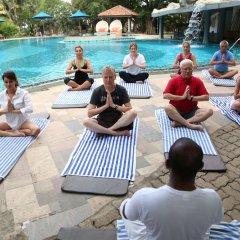 Отель Siddhalepa Ayurveda Health Resort Шри-Ланка, Ваддува - отзывы, цены и фото номеров - забронировать отель Siddhalepa Ayurveda Health Resort онлайн фитнесс-зал фото 2