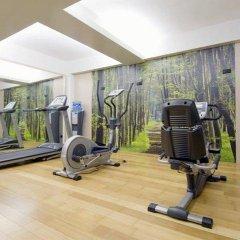 Floris Hotel Arlequin Grand-Place фитнесс-зал