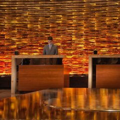 Отель Rosewood Abu Dhabi гостиничный бар