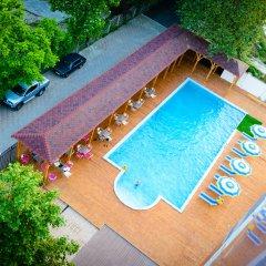 Гостиница Приморьe De Luxe в Ольгинке отзывы, цены и фото номеров - забронировать гостиницу Приморьe De Luxe онлайн Ольгинка бассейн