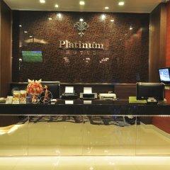 Platinum Hotel интерьер отеля фото 2