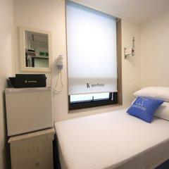 Отель K-Guesthouse Myeongdong 2 Южная Корея, Сеул - отзывы, цены и фото номеров - забронировать отель K-Guesthouse Myeongdong 2 онлайн сейф в номере