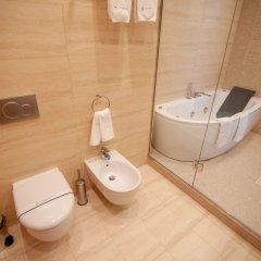Гостиница CityHotel ванная фото 2