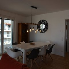 Апартаменты FeelGood Apartments Seestadt Green Living Вена в номере