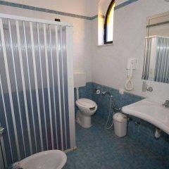 Pompeii Ruins Hotel ванная