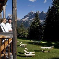 Отель Forestis Dolomites спортивное сооружение
