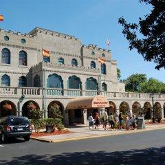 Holiday Inn Express Hotel & Suites Saint Augustine North городской автобус