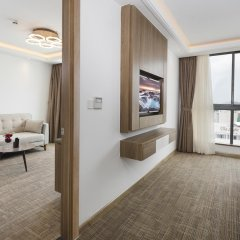 Comodo Nha Trang Hotel комната для гостей фото 3