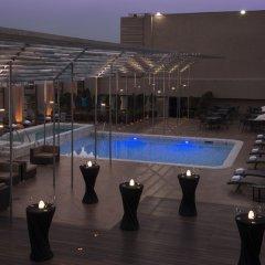 Отель Galeria Plaza Reforma Мехико бассейн фото 3