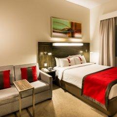 Отель Holiday Inn Express Dubai, Internet City комната для гостей фото 4